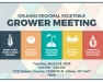 Orleans Regional Vegetable Grower Meeting