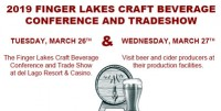 Finger Lakes Craft Beverage Conference, Trade Show, and Field Trip