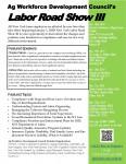 Labor Road Show III