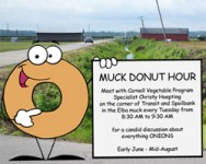 Muck Donut Hour Every Tuesday