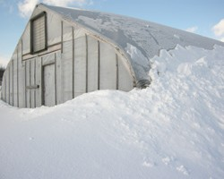 Reduce Storm Damage to Your Greenhouses