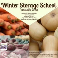 Winter Storage Keys to Success - Vegetable Crops