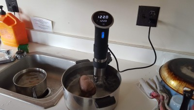 Hot Water Seed Treatment Using a Sous Vide Device