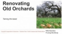 Renovating Old Orchards